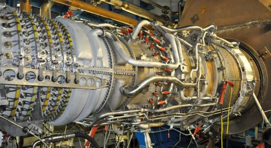 Gas Turbine Type LM2500 SAC